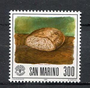 s34625 DEALER STOCK SAN MARINO 1981 MNH** Nuovi** FAO 1v X 10 SETS