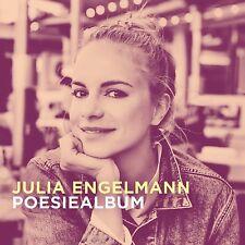 JULIA ENGELMANN - POESIEALBUM   CD NEU