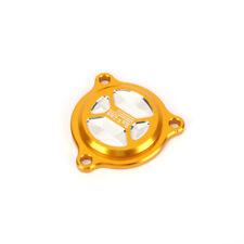 CNC Gold Oil Filter Cover Cap For SUZUKI DRZ400S/SM 2000-2015 Dirt Bike Enduro
