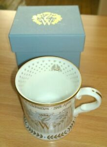 Royal Collection Bone China Tankard - Marriage of Prince William and Catherine
