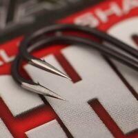 New Gardner Tackle Specialist Hand Sharpened Covert Dark Chod Hooks - Micro Barb