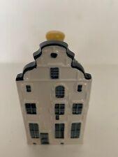 KLM Airline BOLS Amsterdam Blue Delft's House #84