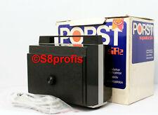 Super 8 Filmprojektor  Porst Superlux SR2, 2 Jahre Gew.