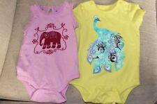 Beach & Tropical Clothing Bundles (0-24 Months) for Girls