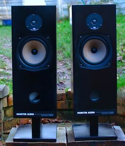 Monitor Audio System R352 Legendary Audiophile Loudspeakers Good Condition
