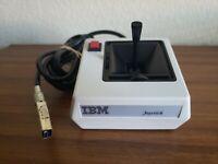 Vintage IBM PC Jr. Joystick Gaming Controller 1980's - EX. No Yellowing-Red Dot