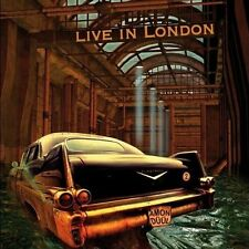 AMON DUUL II - LIVE IN LONDON - CD SIGILLATO DIGIPACK 2007