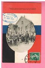 CPA - FRONTIERE FRANCO ALLEMANDE AU COL DE LA SCHLUCHT - 88 -  EN 1908