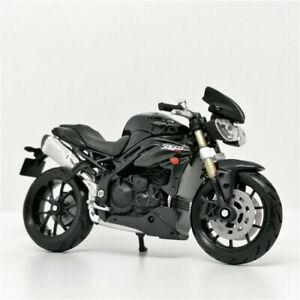 Bburago 1:18 Triumph Speed Triple 2011 MOTORCYCLE BIKE DIECAST MODEL NEW IN BOX