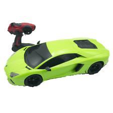 Lamborghini Aventador 1:10 Remote Control Car - Green