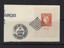 France 1949 FDC on Piece - Used - SC# 624