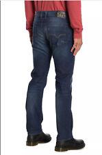 $198 Diesel Men's Safado Regular Slim Straight Jeans R842R Size 28X32