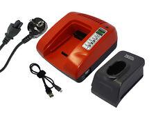 7.2-18V Chargeur pour Makita 6228D 6233D 6237D 6260DWPE 6270D 6271D 6280D,Rouge