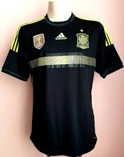 Spain 2013 - 2015 Away football Adidas shirt size L