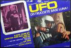 CINEMA-fotobusta UFO DISTRUGGETE BASE LUNA! bishop,neve