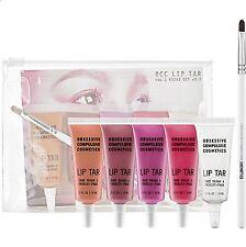 Obsessive Compulsive Cosmetics OCC Lip Tar Set Hoochie PrettyBoy Lydia+More $108