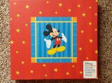 disney scrapbook album mickey mouse