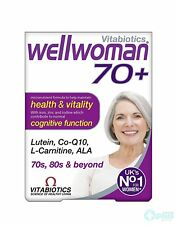 Vitabiotics Wellwoman 70+30 Tabletten