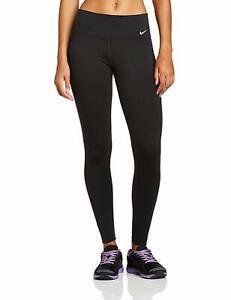 NEW! NIKE [XL] Women's LEGEND Tight Fit Training Tights-Black 548511-010