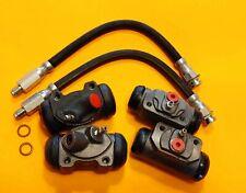 for MOPAR B-Body Drum Brake F/R Hydraulic Resto Kit Charger Satl. Plymouth Dodge