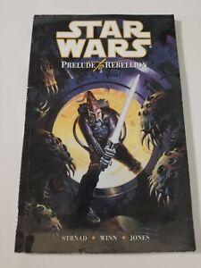 STAR WARS Prelude to Rebellion (1st US tpb/Dark Horse) Omnibus