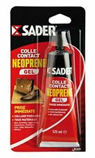 Sader Colle Gel Extra Forte Néoprène Bois Chaussure Cuir Bagage Toute Surface