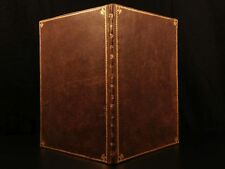 Manuscripts C1580 Monumental Renaissance Binding Gregorian Antiphonary Music Book Big Clearance Sale