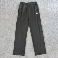 Adidas Men's Athletics Team Issue Black Sweatpants Climawarm Fleece Small DU7914