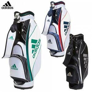 adidas Golf Men's Cart Caddy Bag MAST HUB Type 9 x 47 Inch 2.9kg BG330 Japan NEW