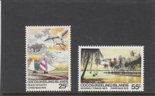 COCOS Islands 1979 CHRISTMAS design set of 2   MNH  -