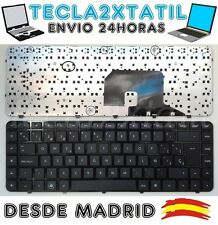 TECLADO PARA HP Pavilion dv6-3025ss DV6 3000 SERIES CON MARCO EN ESPAÑOL