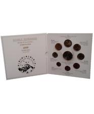 SLOVENIE  SLOVENIA - 2009  BU - Set 1cent to  2 euro coins + 3 euro Coin