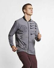 Nike Nathan Bell Men's Running Jacket Size XL (AJ7759 056)