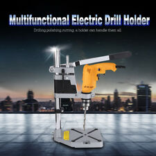 HAND PORTABLE DRILL STAND COMPACT & LIGHT WEIGHT FULLY OPERATIONAL & FUNCTIONAL
