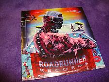 ROADRUNNER sealed cd 2015 SAMPLER slipknot/trivium/stone sour  free US shipping