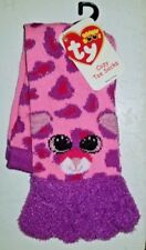 Ty Beanie Boo Glamour Cozy Toe Socks - Ages 7-12 - New - 1 Pair - FREE SHIPPING
