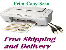 NEW Canon All-in-One printer-scanner-copier-windows 10+Free USB-college deals