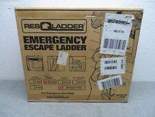 New Resqladder - Fl-25-Sl - Three Story Emergency Escape Ladder 25 ft. 1000 lb.