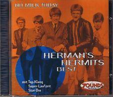 Herman's Hermits No Milk Today (Best of) Zounds CD OOP RAR