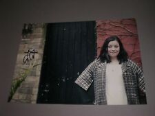Jenni Fagan  signed autograph Autogramm 8x11 inch photo in person
