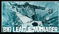 Big League Manager Baseball  Game mint  many editions/seasons Your Choice!