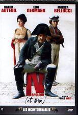 DVD - NAPOLEON ( ET MOI ) - Daniel Auteuil