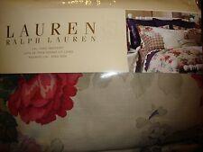 New Ralph Lauren Surrey Garden Floral California King Bed Skirt