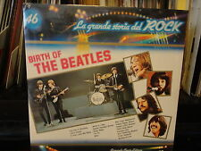 sealed BIRTH of the BEATLES La Grande storia del Rock Gat ITALY Armando Curcio