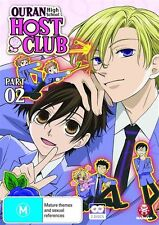 Ouran High School Host Club : Collection 2 : Eps 14-26 (DVD, 2009, 2-Disc Set)