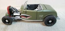 GMP 1:18 1932 FORD DEUCE AERO HOT ROD HIGHBOY - NEW - WOW BEST EBAY PRICING!!