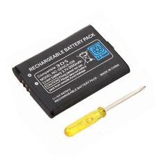 Akku Batterie für Nintendo 3DS, 3,7V 2000 mAh mit Schraubendreher - CTR-003 DS 3