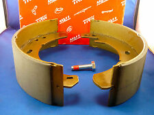OE TRW Land Rover Parking Brake Shoe Set-Range Rover, Discovery, Defender GS8429