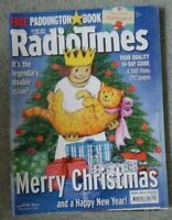 Christmas Radio Times 20 December 2014 - 2 January 2015 Christmas New Year Issue