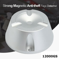 12000GS Magnetic Tags Remover Detacher Tool For EAS Security System 8.2MHz RF